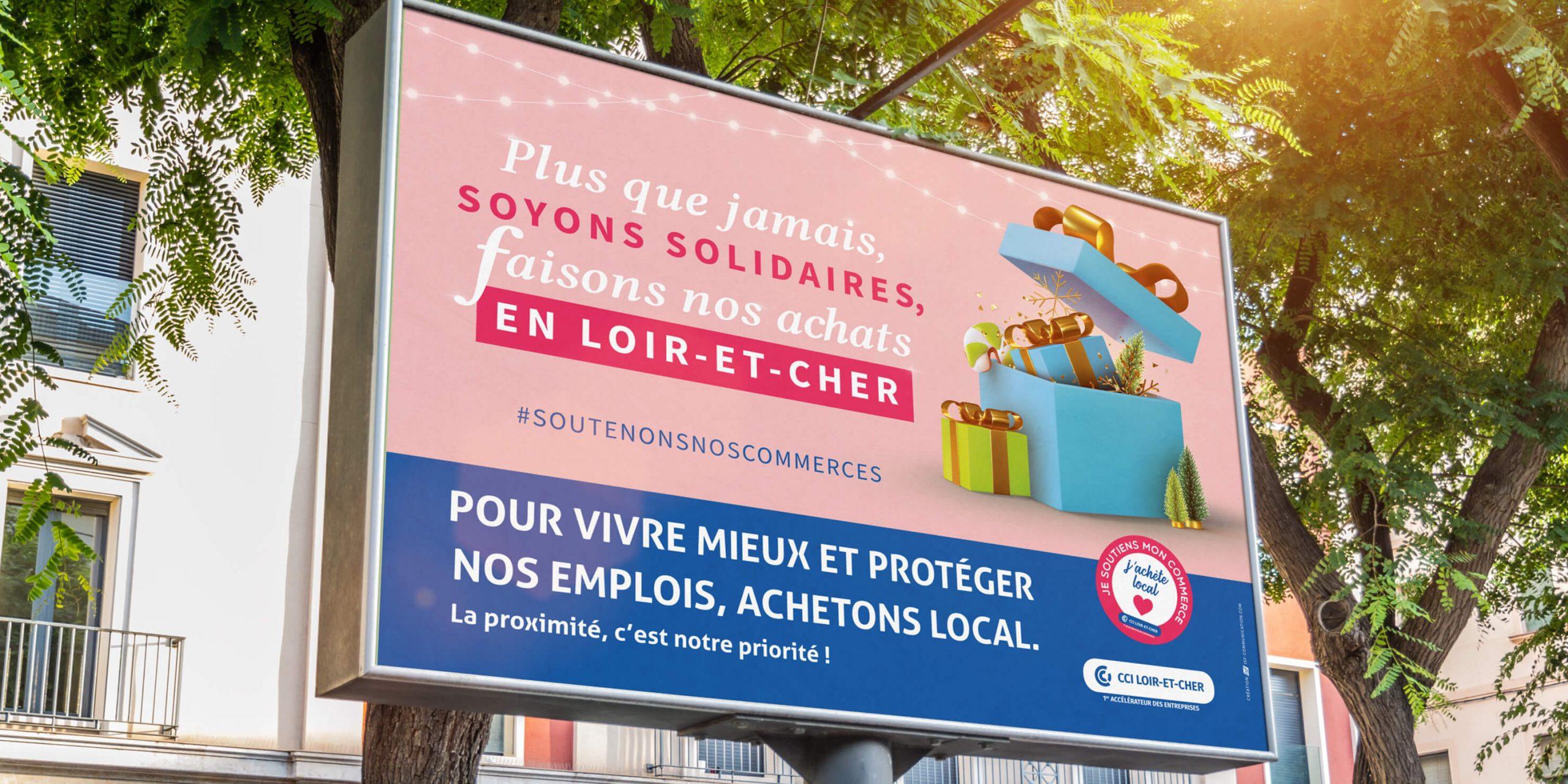CCI - Affiche publicitaire