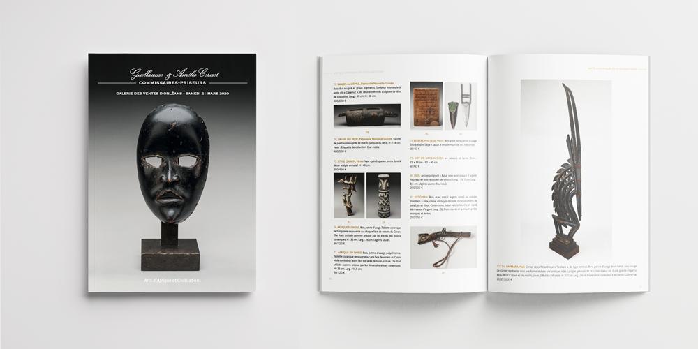Pousse Cornet - Catalogue