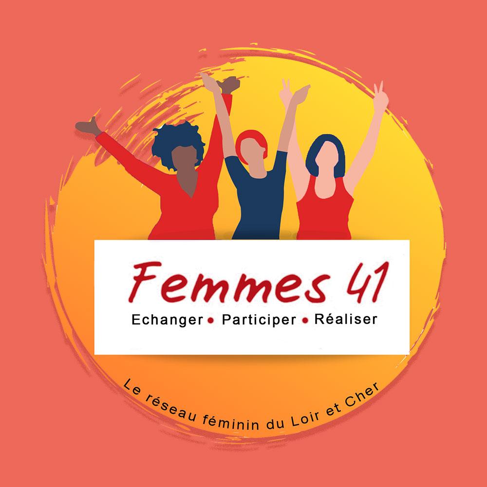 Femmes 41 - Site internet